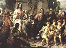 Post 2012 04 01 Palm Sunday