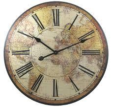 clock h